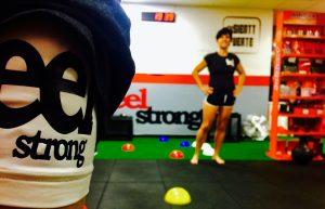Feel Strong - Sienttfuerte - Sala de entrenamiento personal