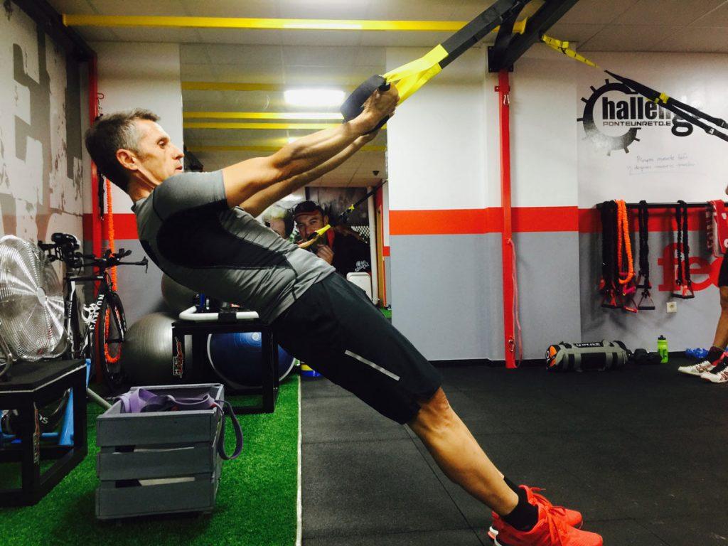 Sala de entrenamiento Feel Strong - Sienttfuerte